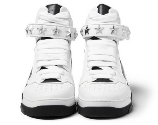 Givenchy Givenchy Tyson Star High-Top Sneaker Size US 8 / EU 41 - 1