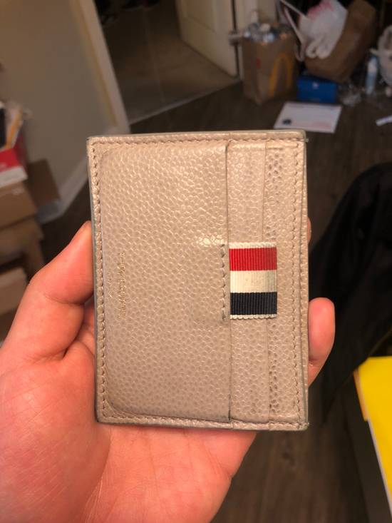 Thom Browne card holder Size ONE SIZE - 2