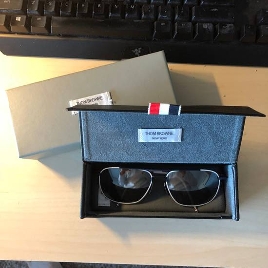 Thom Browne Thom Browne Sunglasses Size ONE SIZE - 4