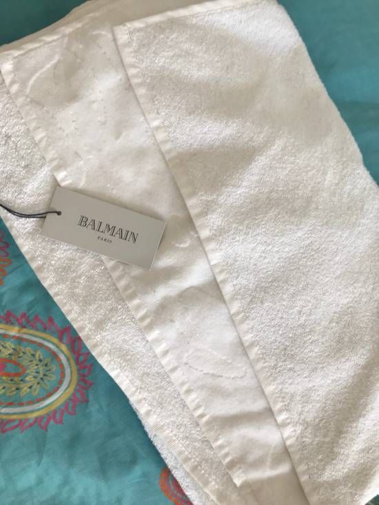 Balmain Beach Towel 100x200cm Size ONE SIZE