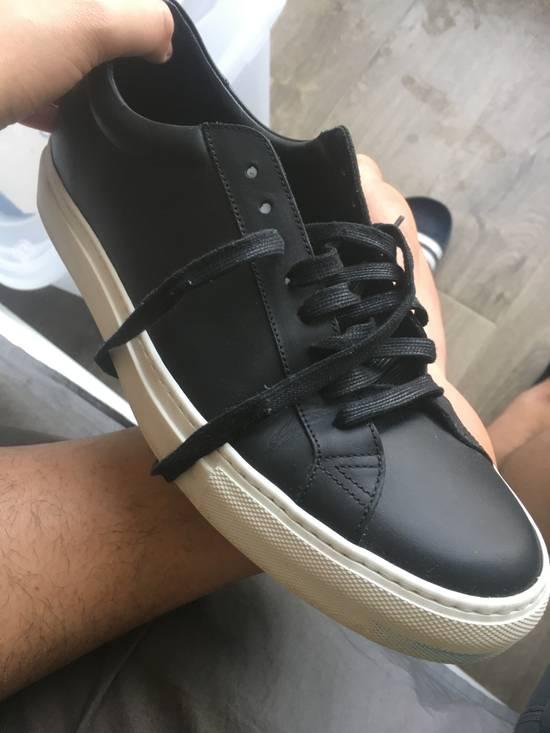 Givenchy Black Urban Street Sneakers Size US 9 / EU 42 - 3