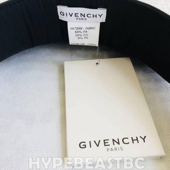 Givenchy GIVENCHY Logo Visor Hat Cap, Black, NWT, Made in Italy! Buy it now! Size ONE SIZE - 9