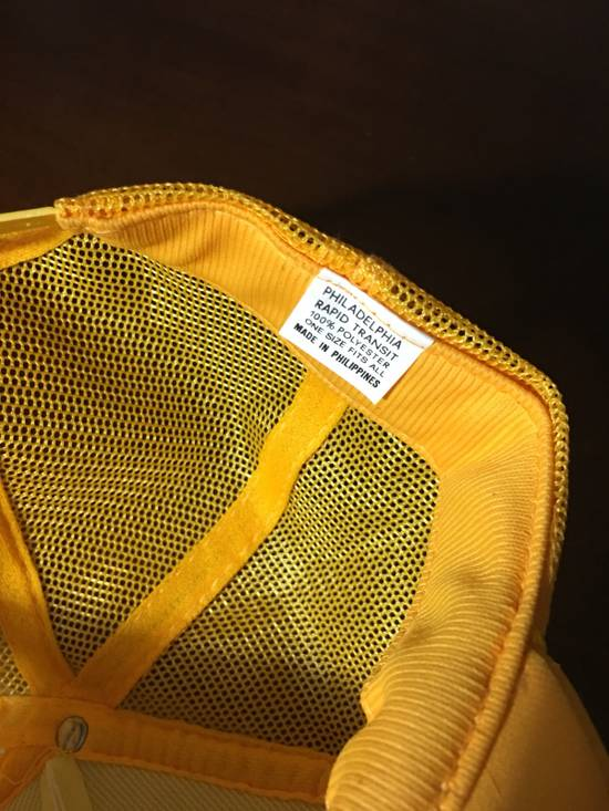 Pharrell Vintage N*E*R*D Gold/White Trucker Hat (2003) Size ONE SIZE - 5