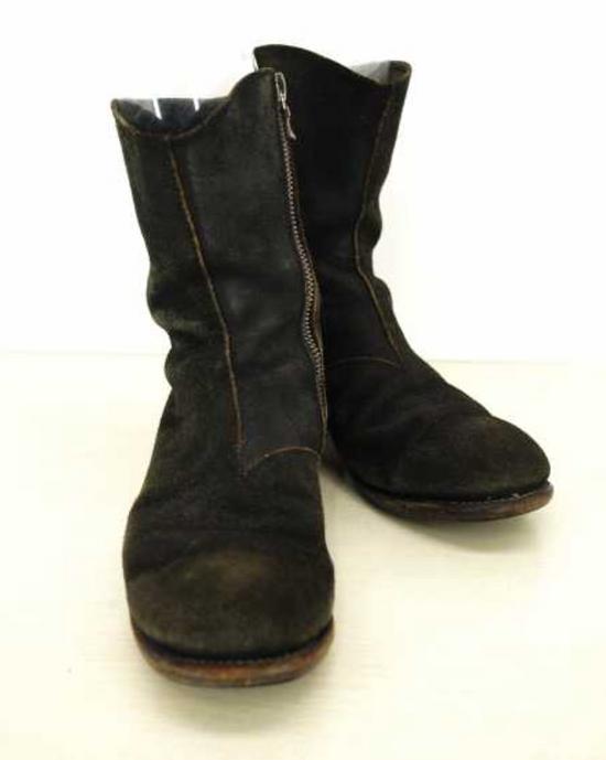 Julius Julius Suede Black Boots Size US 9.5 / EU 42-43