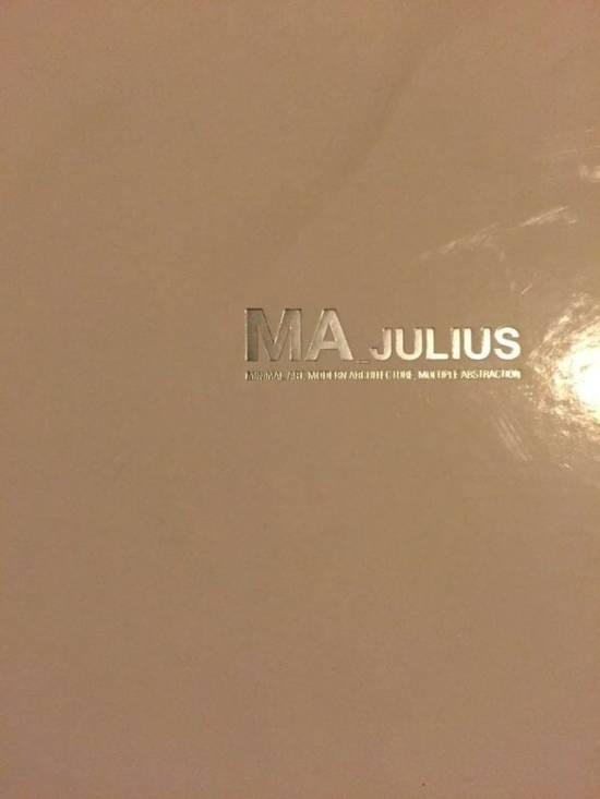 Julius julius sidezip boots 7.5 black Size US 7.5 / EU 40-41 - 4