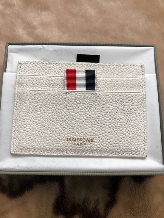 Thom Browne Thom Browne Card Holder Size ONE SIZE