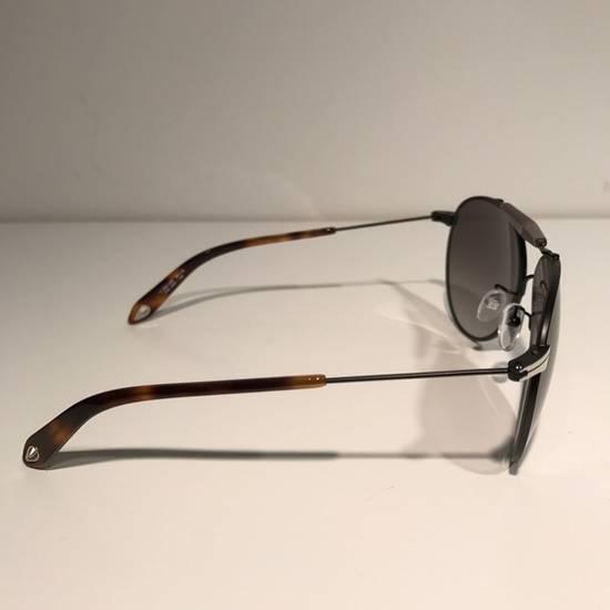 Givenchy Givenchy Black Aviator Sunglasses Size ONE SIZE - 2