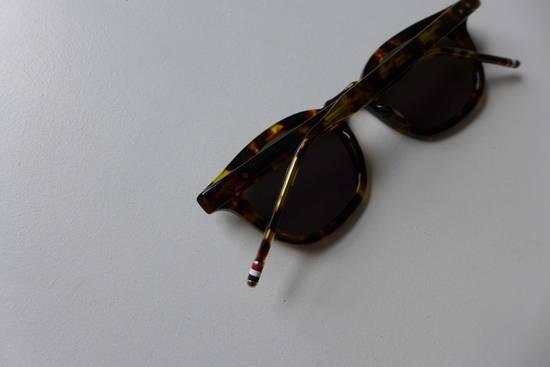 Thom Browne TB-403 Sunglasses - Tokyo Tortoise Size ONE SIZE - 6