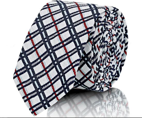 Thom Browne Plaid Jacquard Necktie NEW Size ONE SIZE - 3
