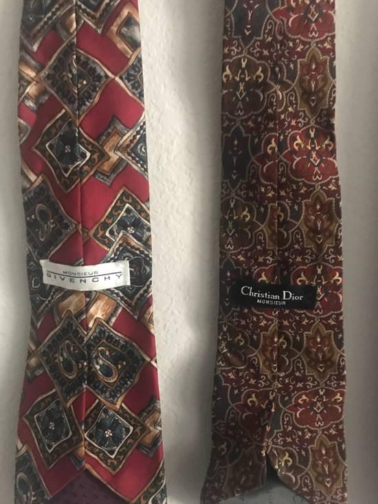 Balmain Vintage Designer Tie Lot Size ONE SIZE - 2