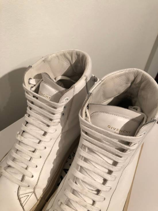 Givenchy Givenchy High Top Sneakers Size US 8 / EU 41 - 3