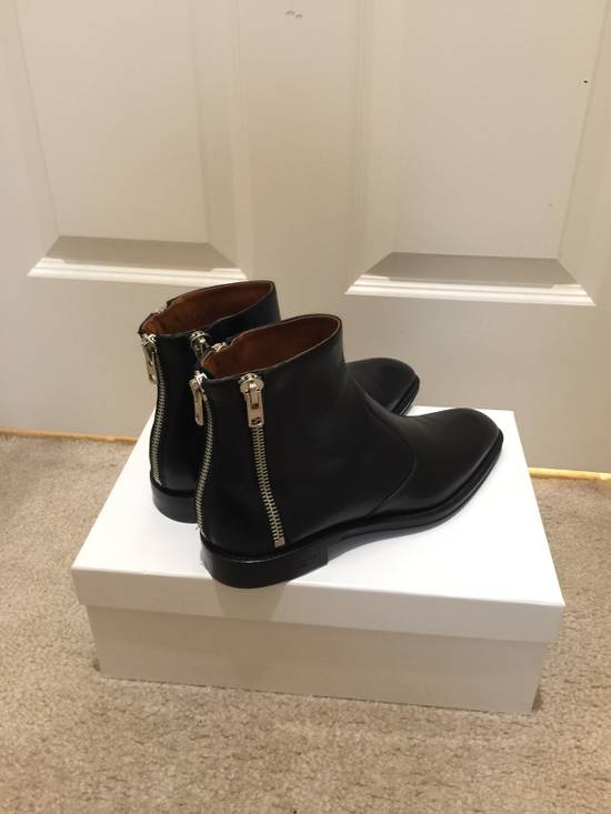 Givenchy zip detail ankle boots Size US 8 / EU 41 - 3