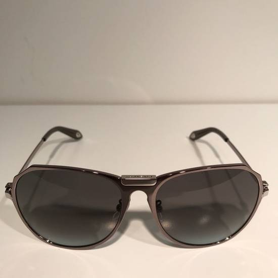 Givenchy Givenchy Aviator Gray Sunglasses Size ONE SIZE - 1