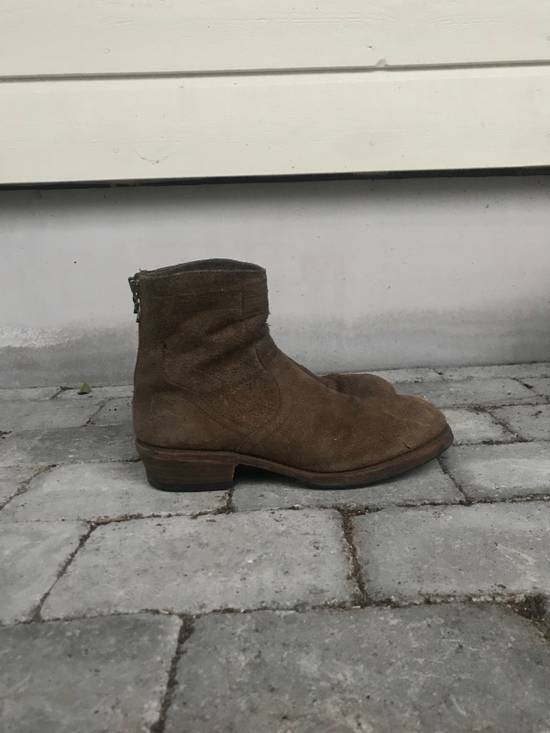 Julius Engineer/Backzip Boots (Size 2) Size US 9.5 / EU 42-43 - 2