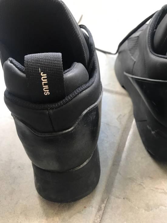 Julius Julius MATTBLACK Sneakers Size US 12 / EU 45 - 3