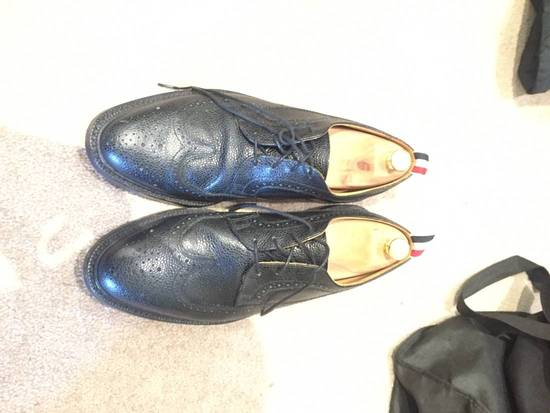 Thom Browne Long wing Brogues Size US 11 / EU 44 - 5