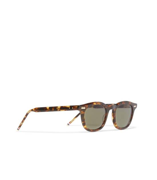 Thom Browne TB-403 Sunglasses - Tokyo Tortoise Size ONE SIZE - 15