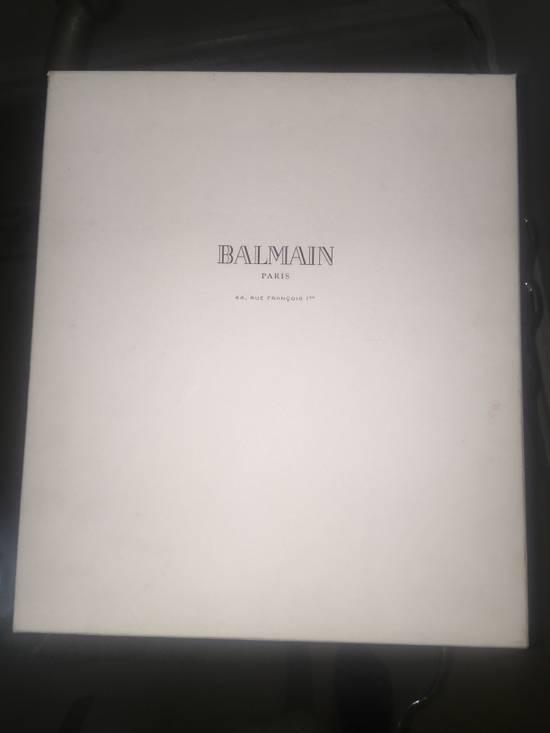 Balmain hightop zip Size US 9 / EU 42 - 8