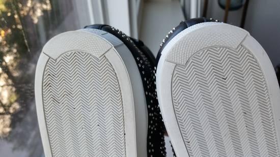 Givenchy Classic Hi-top Knot Black Stud Sneaker Size US 8.5 / EU 41-42 - 5