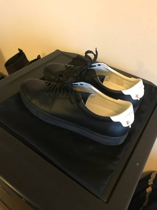 Givenchy Black Urban Street Sneakers Size US 11 / EU 44 - 2