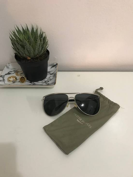 Balmain Collab Sunglasses Size ONE SIZE - 1