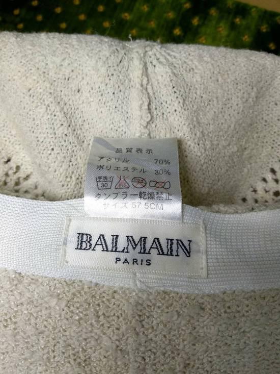 "Balmain Balmain Paris ""Bucket hat"" Size ONE SIZE - 2"