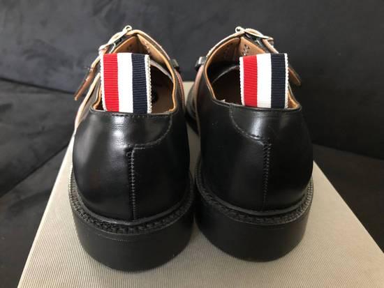 Thom Browne thom browne brogue w/GG strap & leather sole 9.5 US Size US 8 / EU 41 - 5