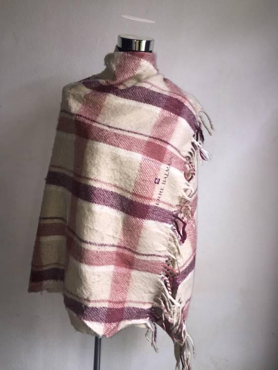 Balmain 90's Vintage Pierre Balmain Scarf Body Wrap Shawls Wools Size ONE SIZE