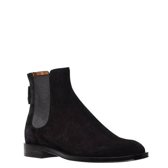 Givenchy SUEDE BOOTS WITH BACK ZIP Size US 6 / EU 39 - 2