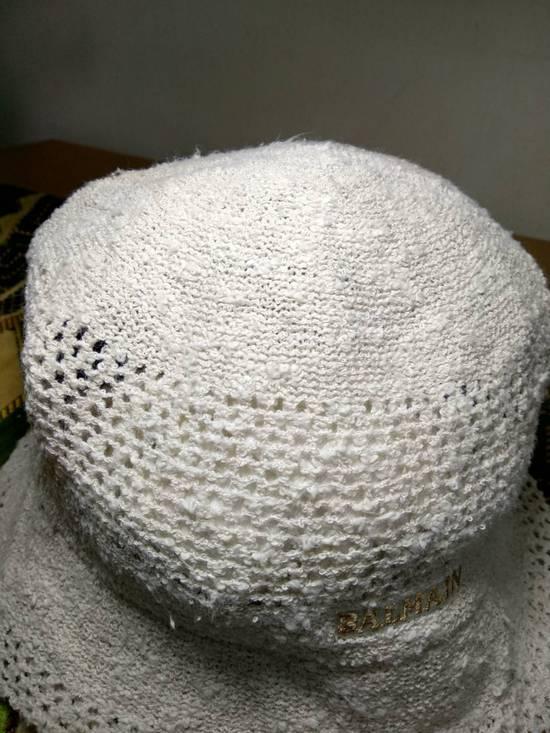 "Balmain Balmain Paris ""Bucket hat"" Size ONE SIZE - 1"
