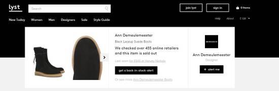 Ann Demeulemeester Suede Boots RRP £845 Size US 8 / EU 41 - 11