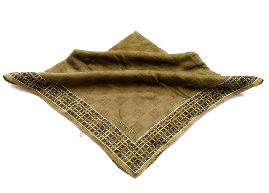 Givenchy Givenchy Paris Pocket Squared Scarf/ Scarves/ Handkerchiefs Size ONE SIZE - 2
