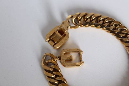 Givenchy Gold Plated Curb-Link Bracelet Size ONE SIZE - 2