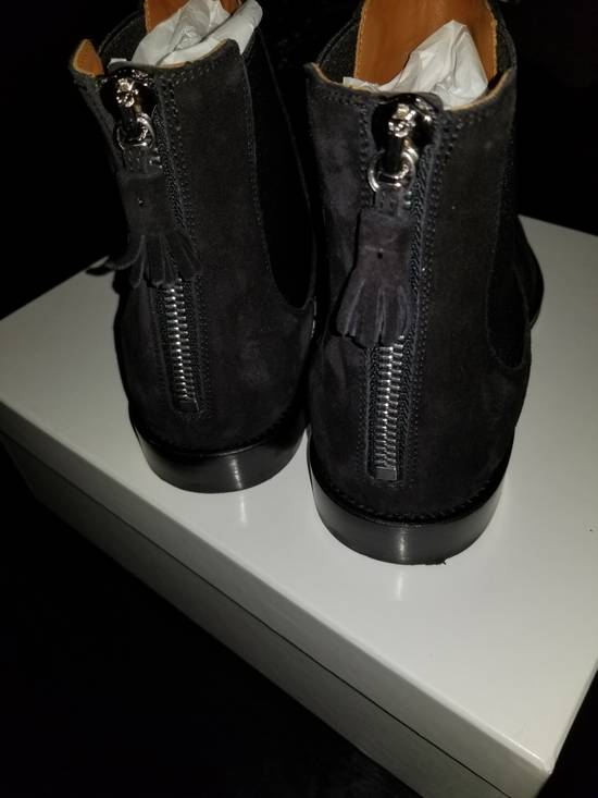 Givenchy Givenchy Suede Rider Chelsea Zip Boot Size US 10 / EU 43 - 6