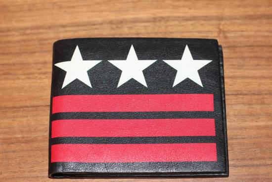 Givenchy Star Print Wallet Size ONE SIZE - 1