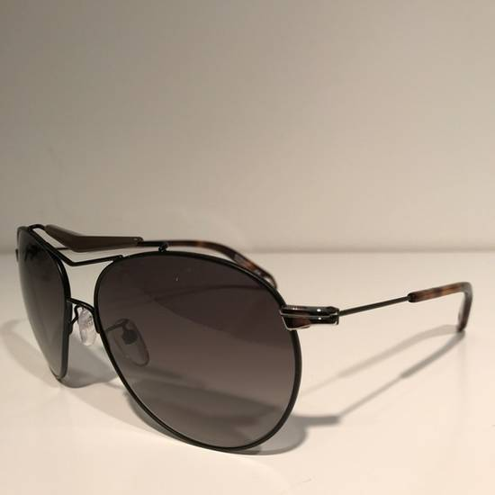 Givenchy Givenchy Black Aviator Sunglasses Size ONE SIZE - 1