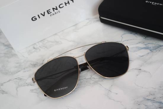 Givenchy NEW Givenchy 7049/S Oversized Double Bridge Aviator Sunglasses Size ONE SIZE - 4