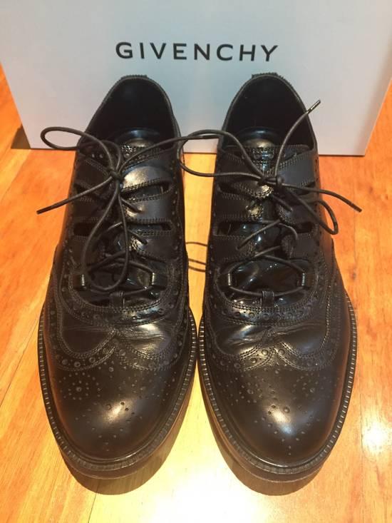 Givenchy Rare Givenchy Calf Leather Oxford Size US 10 / EU 43 - 1