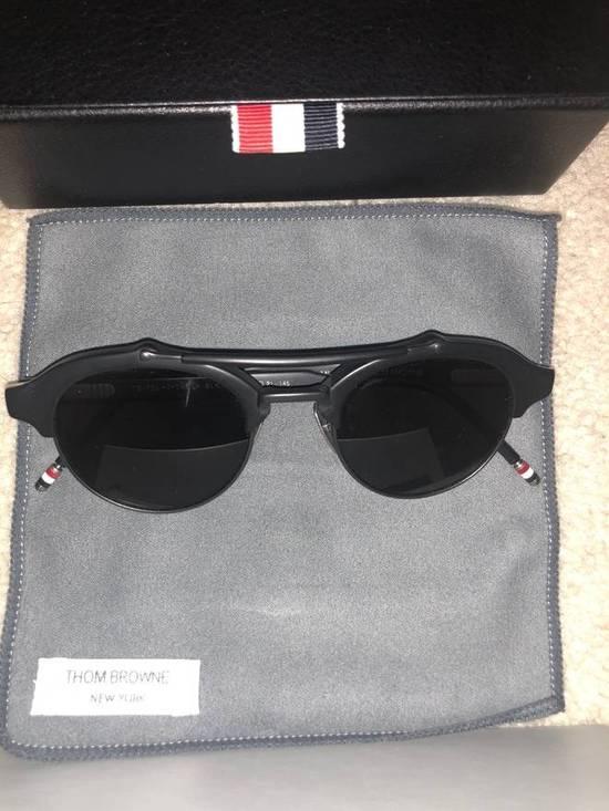 Thom Browne Black TB700 Size ONE SIZE - 1