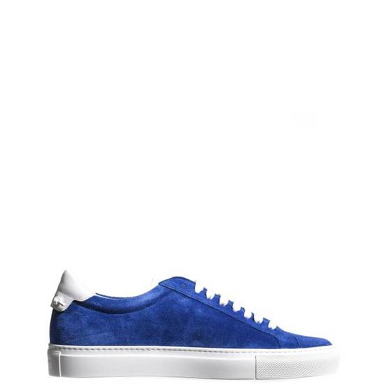 Givenchy LOW SNEAKERS IN BICOLOR SUEDE Size US 9 / EU 42 - 1