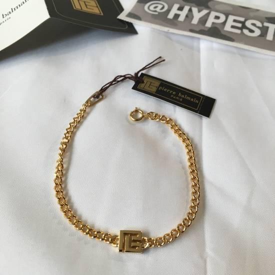 "Balmain Balmain ""gold"" bracelet Size ONE SIZE - 1"
