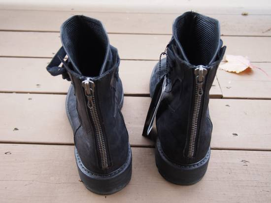 Julius Nubuck Combat boot size 4 Size US 13 / EU 46 - 4