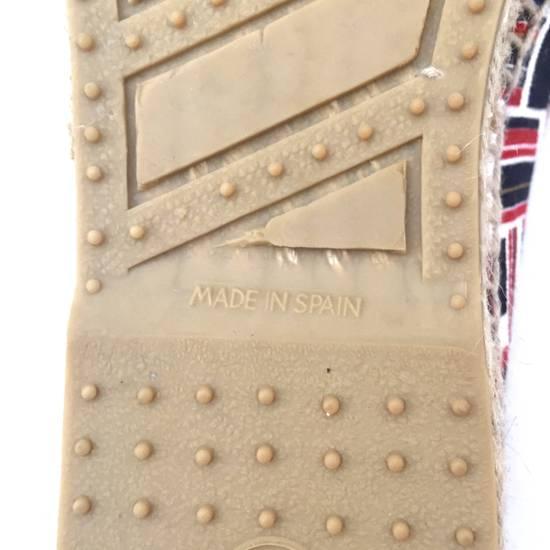 Thom Browne Flag Print Espadrille Shoes NWT Size US 9 / EU 42 - 8