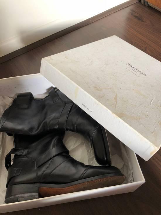 Balmain Balmain Boots Black Size US 7 / EU 40 - 6