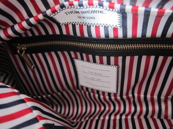 Thom Browne Hector Pebbled Leather Bag Size ONE SIZE - 7