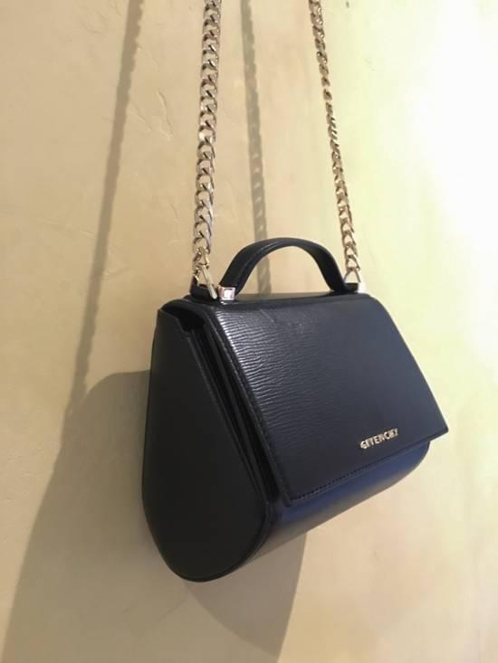 Givenchy Givenchy Pandora Box Mini Leather Chain Crossbody Bag Size ONE SIZE - 2