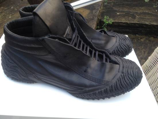 "Julius Leather ""Wave Tread"" Sneaker Size US 6.5 / EU 39-40"