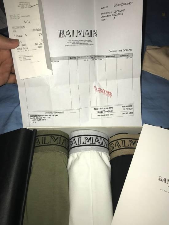 Balmain Balmain Underwear set size M Size 30