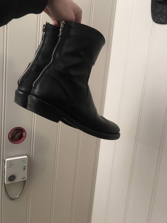 Julius Back Zip Engineer Boots Size US 9 / EU 42