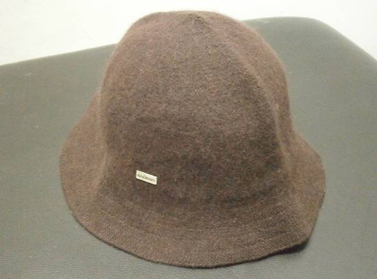 Balmain Vintage BALMAIN Paris brown bucket hat Size ONE SIZE